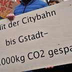 Citybahn CO2 frei