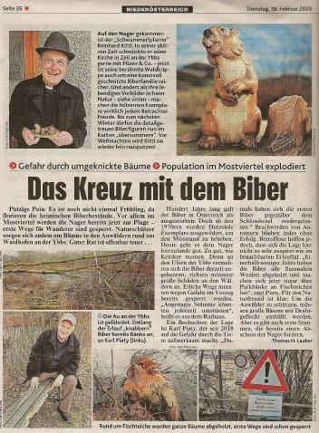 Krone Biber 18.2.2020
