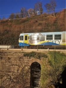 Bahn Knoll Triebwagen 3