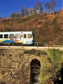 Bahn Knoll Triebwagen