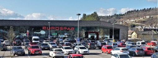 Eurospar Waidhofen 13.3.2020 nachmittag