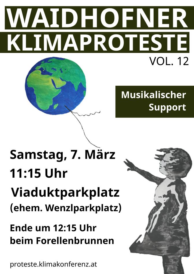 flyer-12. Klimademo am 7. März 2020
