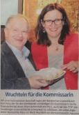 O.Ö.N. 22. 1. 2015 Wuchteln für EU Kommissarin Malmström