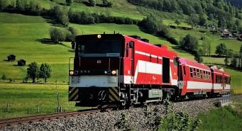 4090 im Einsatz - Foto Pinzgaubahn