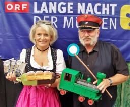 Eisenbahnmuseum 2015 Ybbsitz Renate Wachauer Herbert Marko