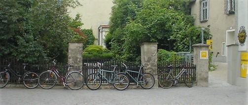 Fahrradständer Bezirksgericht