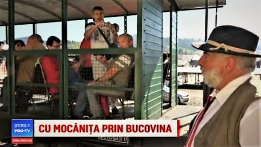 Marko Rumänien Waggon