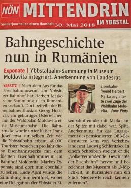 NÖN Mittendrin 30.5.2018 Rumänien Museum Marko (2)