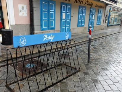 Piaty Radständer