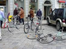 Radständer Volksbank 3