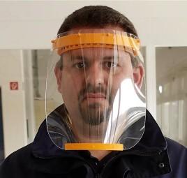 Schutzmaske Beispiel