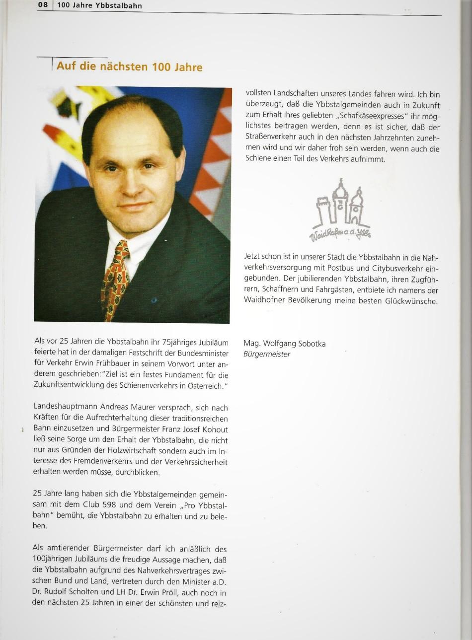 100 Jahre YTB Aussage Sobotka 1998 (2)