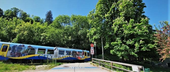 Citybahn Schillerpark 18.5.2020