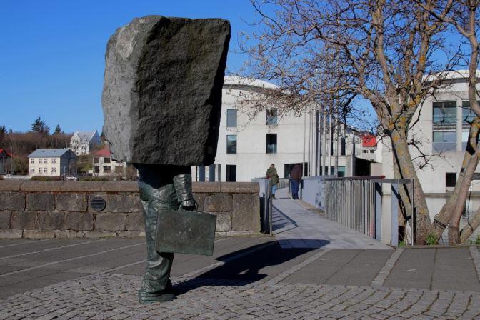 Das Steindenkmal
