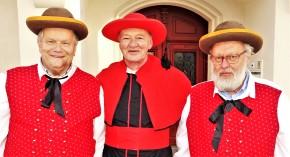 Reichenecker Kardinal und herzilein