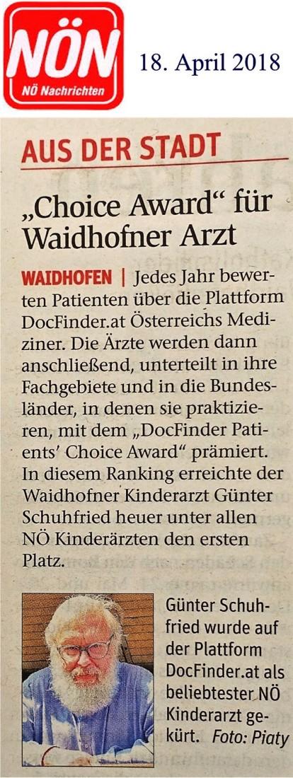 Schuhfried NÖN 18.4.2018 (2)