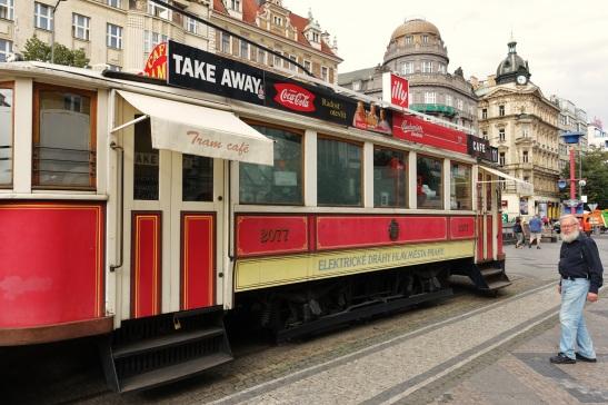 Tramway Cafe Prag 2