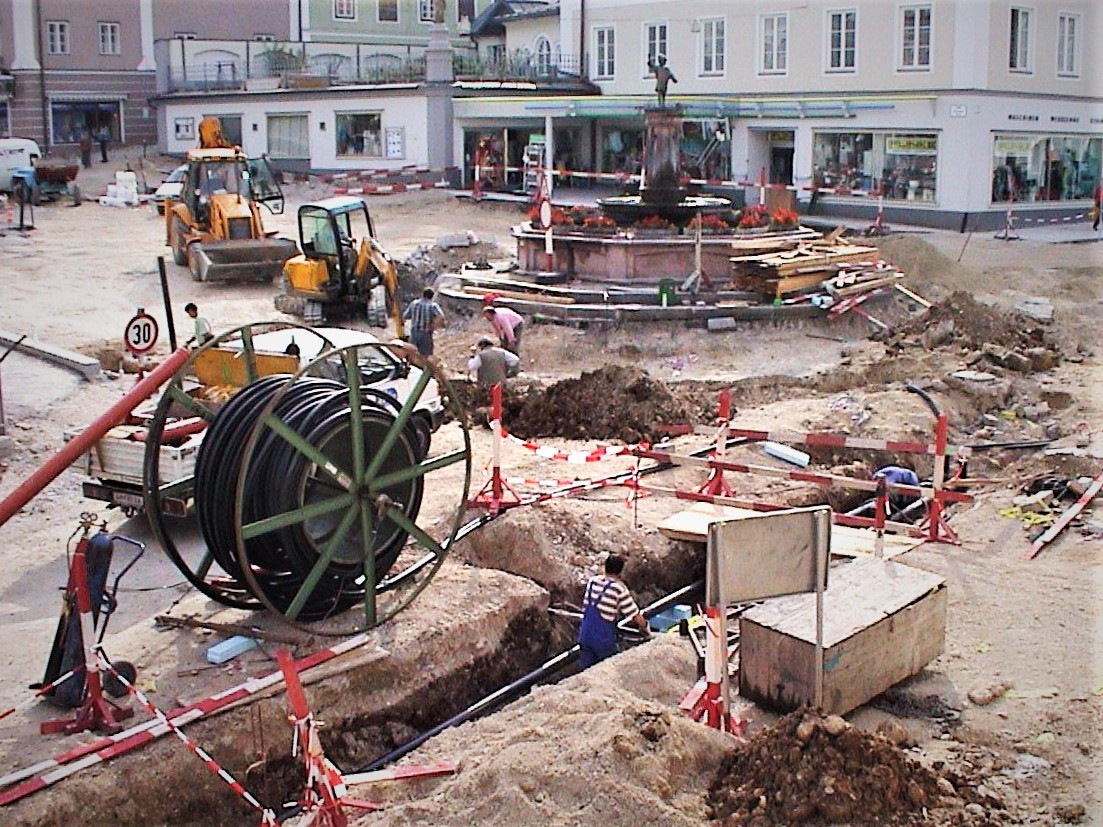 Brunnen am Freisingberg 2000