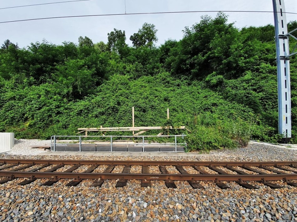 Durchlass Pillgrab Bahnviadukt