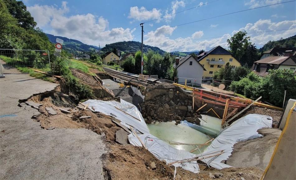 Wassereinbruch (2)