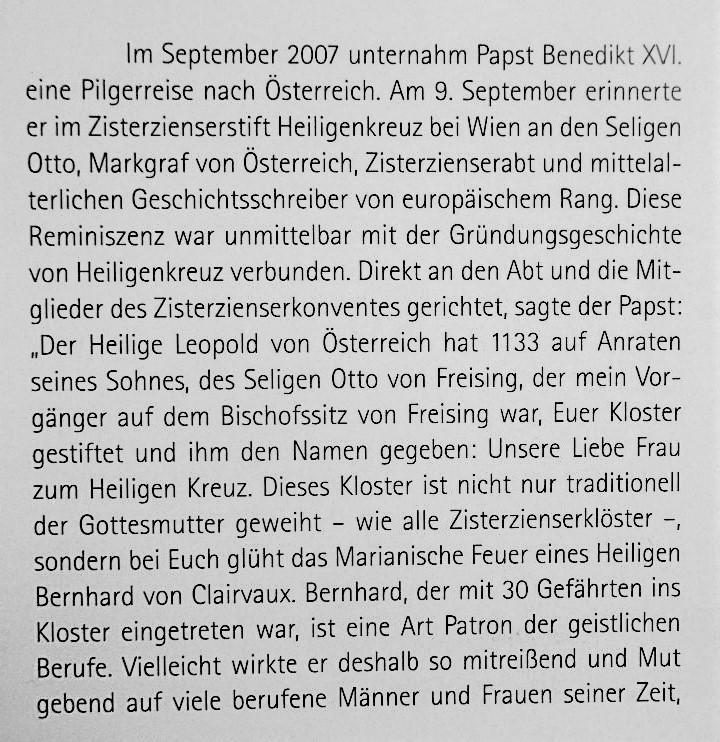 Ausschnitt Festschrift 2008 - Freising (2)